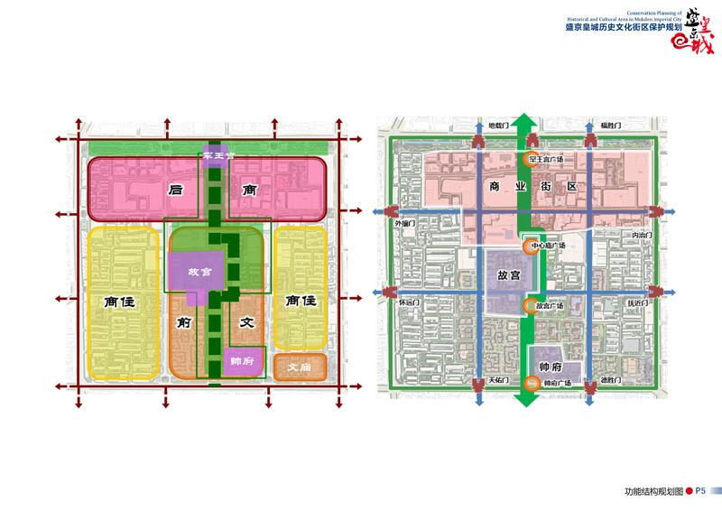 沈阳市盛京皇城历史文化街区保护规划方案批前公示公告图片
